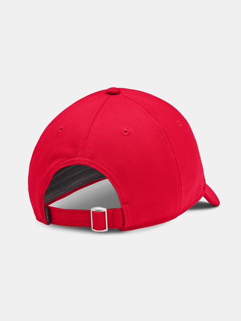 Šiltovka Under Armour UA Blitzing Adj Hat-RED