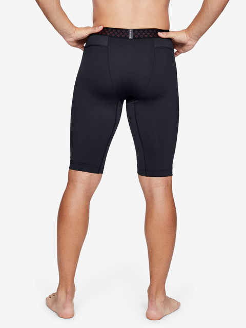Šortky Under Armour HG Rush Long Shorts-BLK