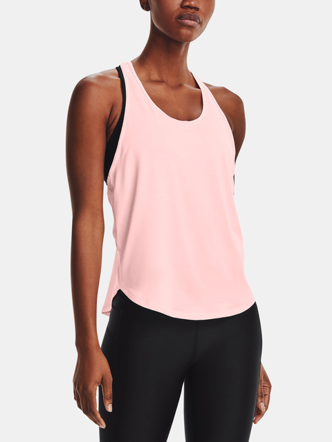 Tielko Under Armour Tech Vent Tank-PNK