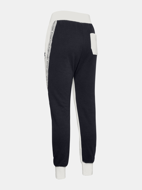 Nohavice Under Armour Rival Terry Pants-WHT