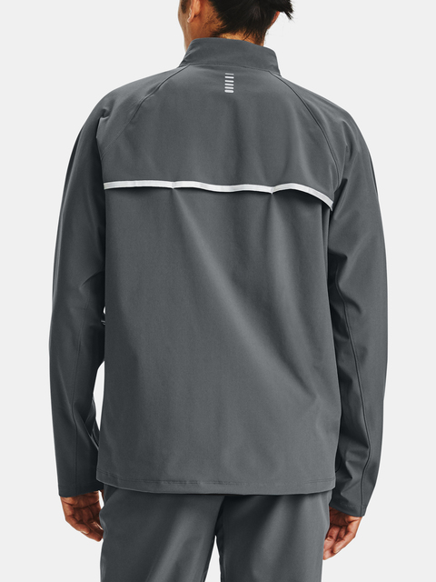 Bunda Under Armour M UA Launch 3.0 STORM Jacket-GRY