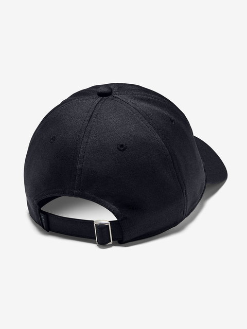 Šiltovka Under Armour Twist Adjustable Cap-BLK