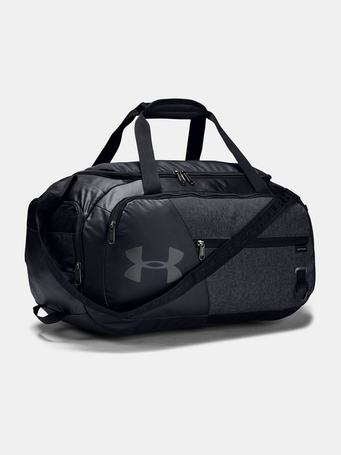 Taška Under Armour UA Undeniable 4.0 Duffle SM-BLK