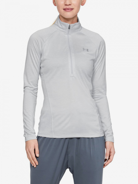 Tričko Under Armour Tech 1 2 Zip - Twist