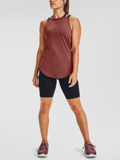 Tielko Under Armour Armour Sport 2-Strap Tank-RED