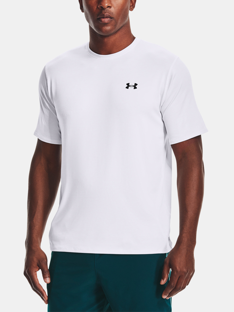 Tričko Under Armour Training Vent 2.0 SS-WHT