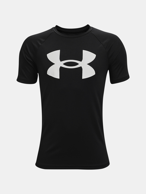 Tričko Under Armour UA Tech Big Logo SS-BLK