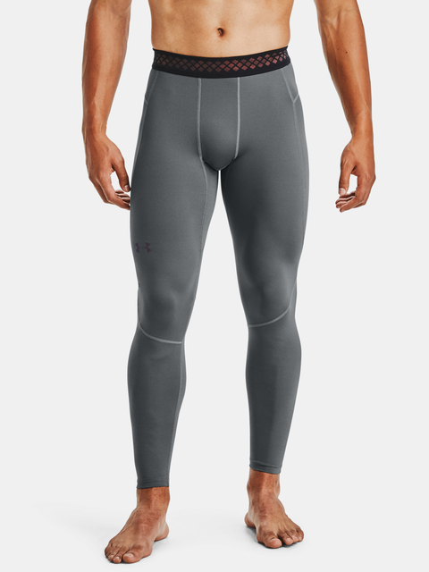 Legíny Under Armour UA RUSH HG 2.0 Leggings-GRY