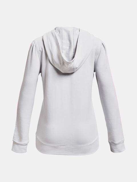 MIkina Under Armour Rival Terry Hoodie-GRY