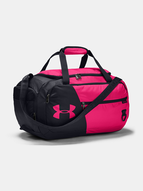 Taška Under Armour Undeniable 4.0 Duffle SM-PNK
