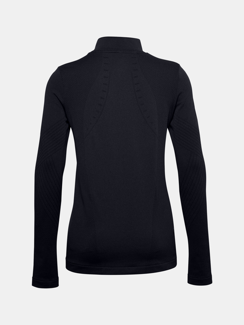 Tričko Under Armour CG Rush Seamless LS-BLK