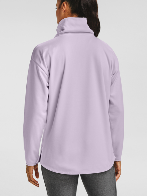 Mikina Under Armour Armour Fleece Funnel Neck-PPL
