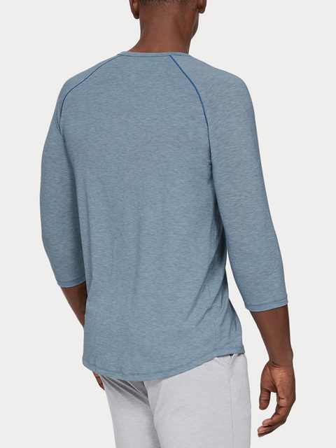 Tričko Under Armour Recover Sleepwear Henley