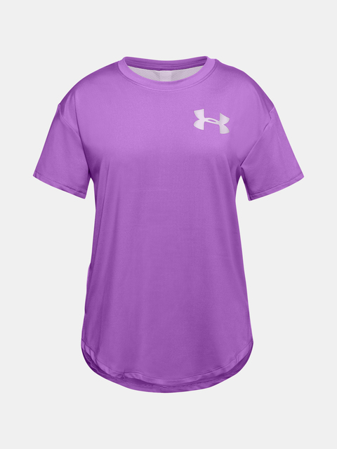 Tričko Under Armour Armour HG SS-PPL
