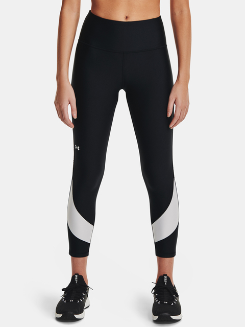 Legíny Under Armour HG Armour Taped 7/8 LegNS-BLK