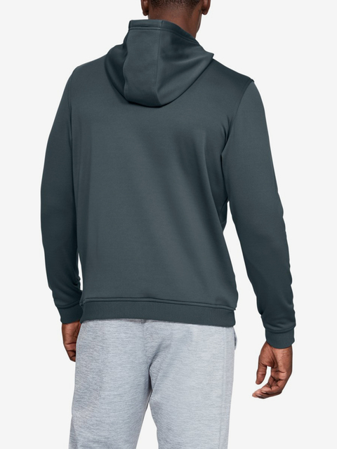 Mikina Under Armour AF PO Hoodie Big Logo Graphic-GRY