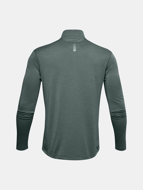 Tričko Under Armour UA STREAKER 2.0 HALF ZIP-BLU