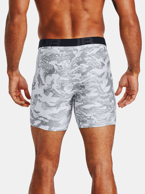 Boxerky Under Armour UA Tech 6in Novelty 2 Pack-GRY