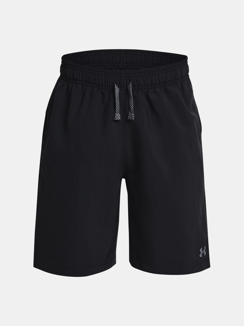 Kraťasy Under Armour UA Woven Shorts-BLK