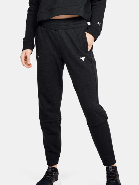 Tepláky Under Armour Project Rock Terry Joggers