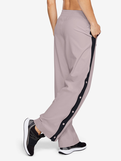 Tepláky Under Armour Athlete Recovery WN WL Pant-PNK