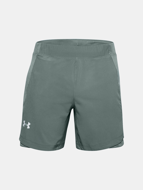 Kraťasy Under Armour UA QUALIFIER SPEEDPOCKET 7'' SHORT-BLU