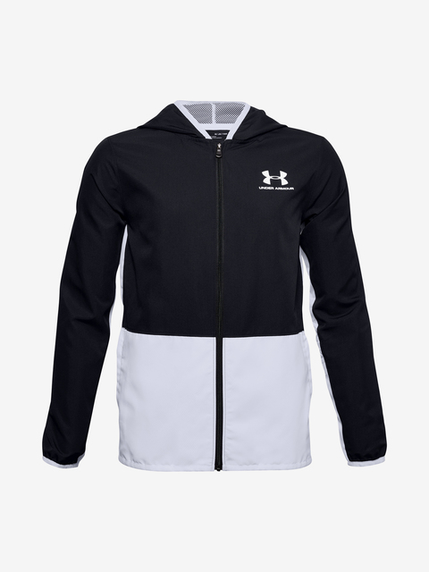 Tričko Under Armour Woven Track Jacket
