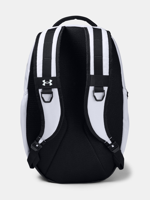 Batoh Under Armour Hustle 5.0 Backpack-WHT