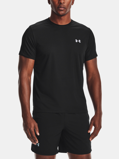 Tričko Under Armour Speed Stride Short Sleeve-BLK