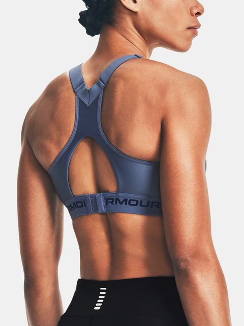 Podprsenka Under Armour High Crossback Bra-BLU