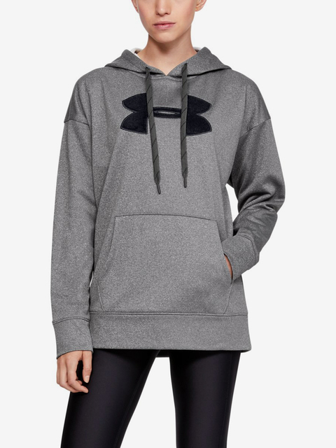 Mikina Under Armour SYNTHETIC FLEECE CHENILLE LOGO PO HOODIE