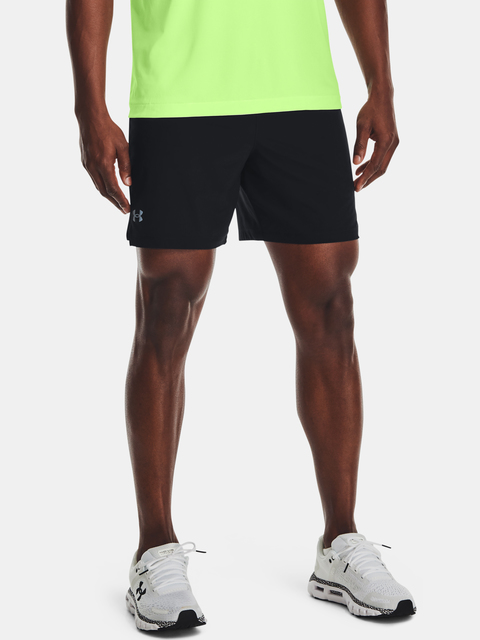 Kraťasy Under Armour UA SpeedPocket 7'' Short-BLK