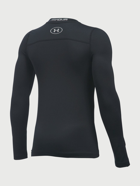 Tričko Under Armour CG Armour Crew-BLK