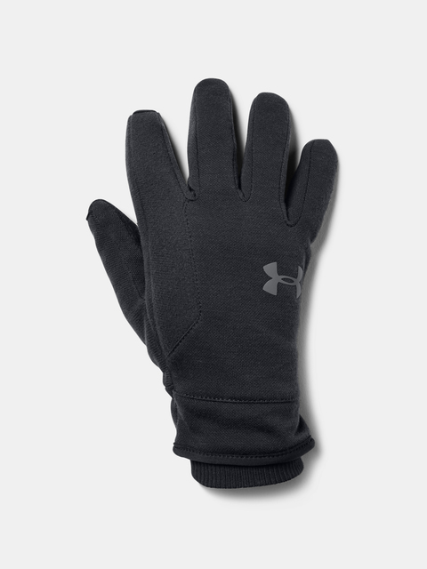 Rukavice Under Armour Boy's Storm Fleece Glove-BLK