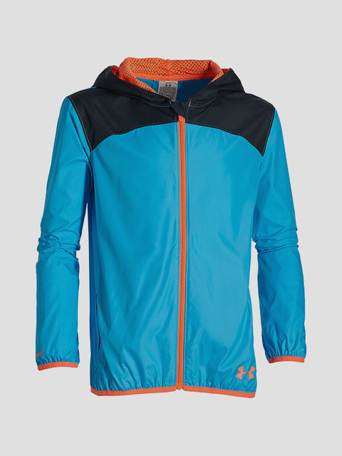 Mikina Under Armour HeatGear Fast Lane Packable Jacket