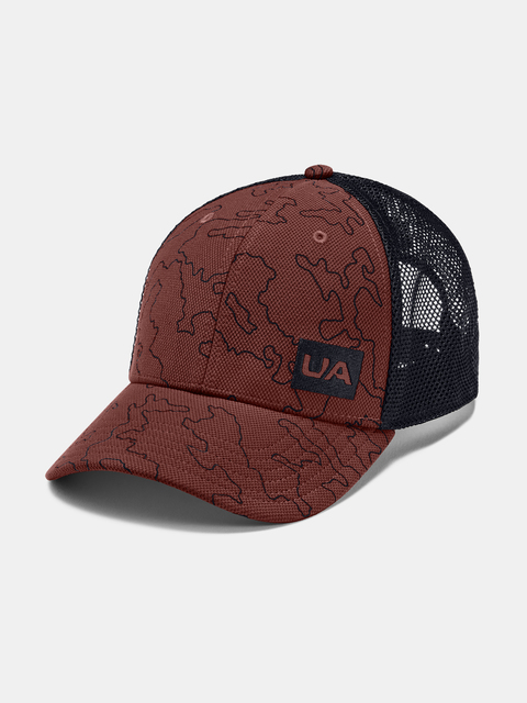 Šiltovka Under Armour UA Men's Blitzing Trucker 3.0-RED