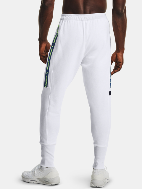 Tepláky Under Armour Accelerate Off-Pitch Jogger-WHT
