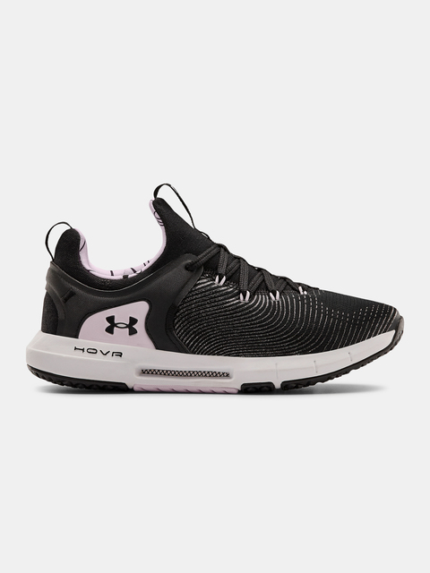 Topánky Under Armour W HOVR Rise 2 LUX-BLK