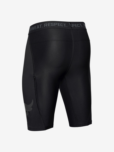 Šortky Under Armour Project Rock Shorts-BLK