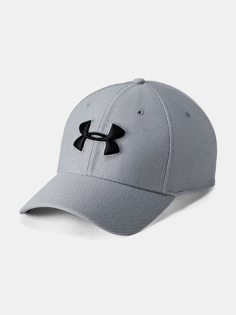 Šiltovka Under Armour Men's Heathered Blitzing 3.0-GRY