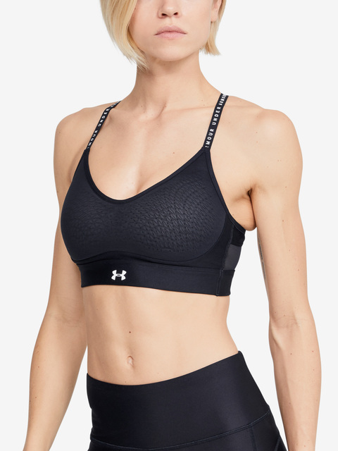 Podprsenka Under Armour Infinity Low Bra-BLK