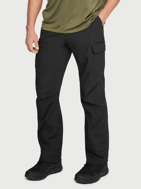 Nohavice Under Armour Tac Patrol Pant II-BLK