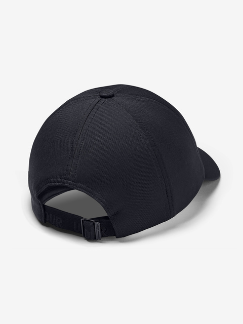 Šiltovka Under Armour Play Up Cap-BLK