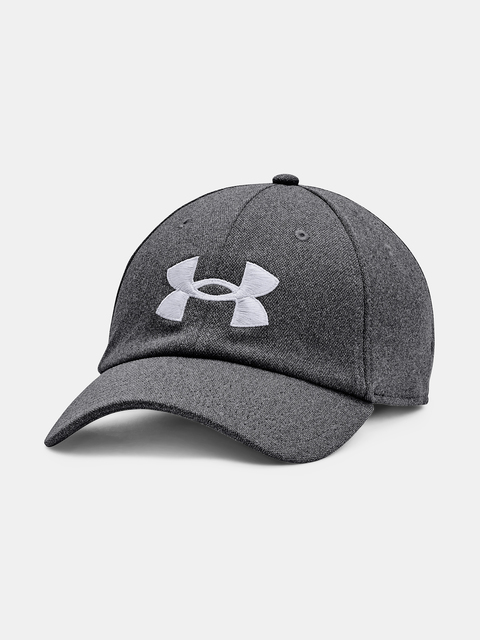 Šiltovka Under Armour Blitzing Adj Hat-GRY