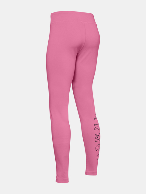 Legíny Under Armour Favorites Leggings-PNK