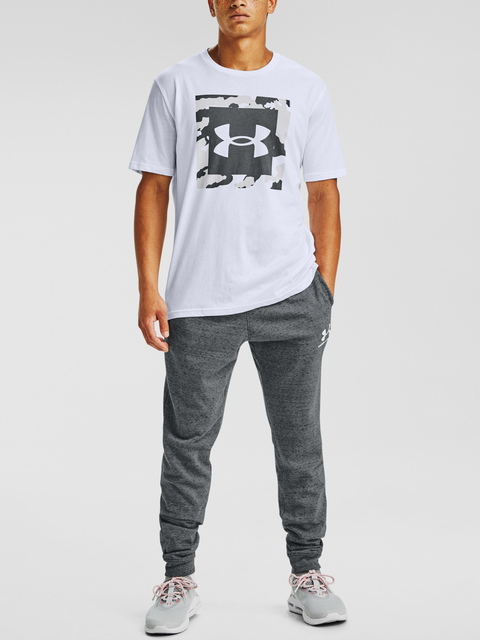 Tepláky Under Armour SPORTSTYLE TERRY JOGGER-GRY