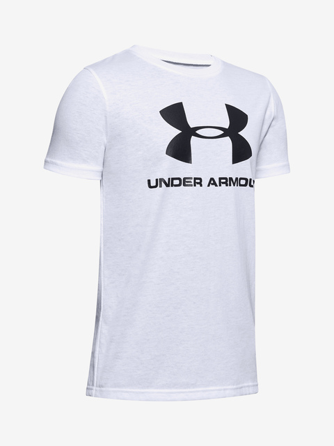 Tričko Under Armour Sportstyle Logo Ss