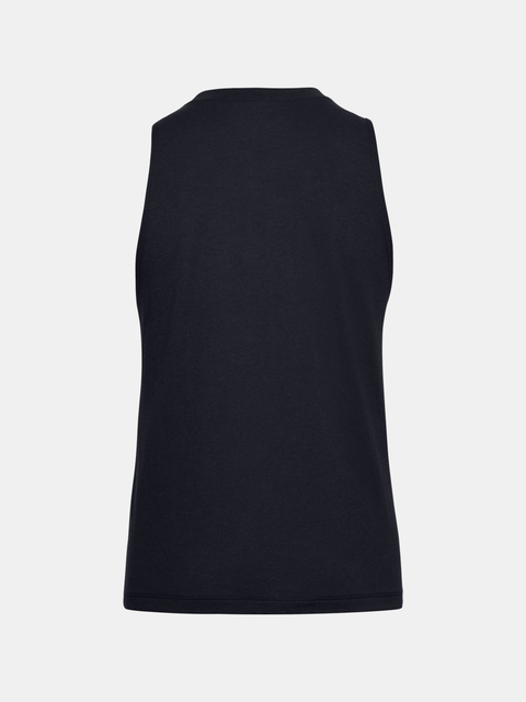 Tielko Under Armour Sportstyle Graphic Tank-BLK