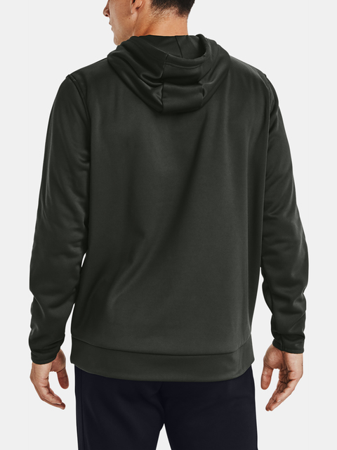 Mikina Under Armour AF Script Graphic HD-GRN