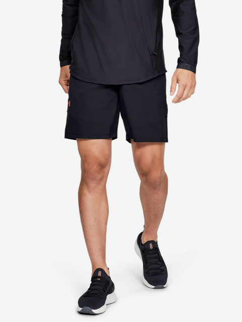Kraťasy Under Armour Vanish Woven Short Novelty-Blk